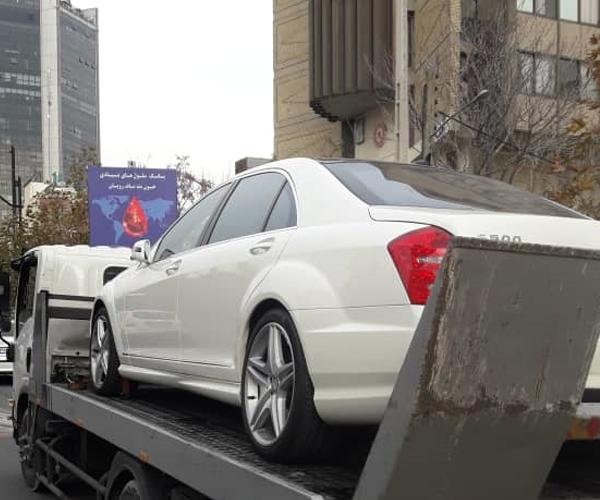 حمل خودرو به کرمان