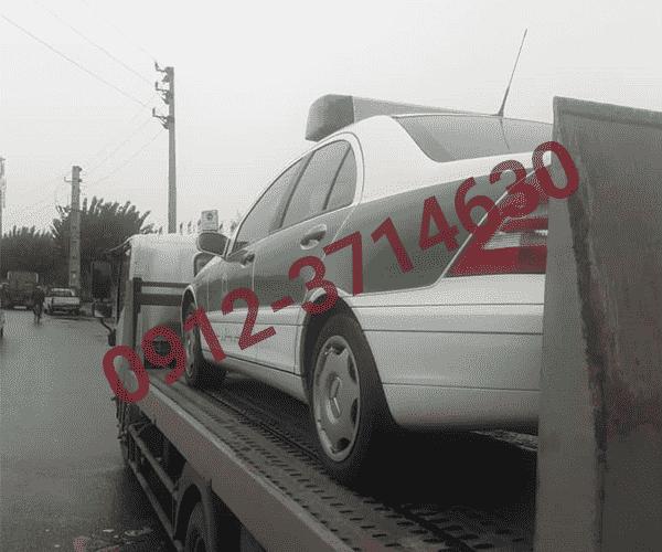 خودرو بر تهران