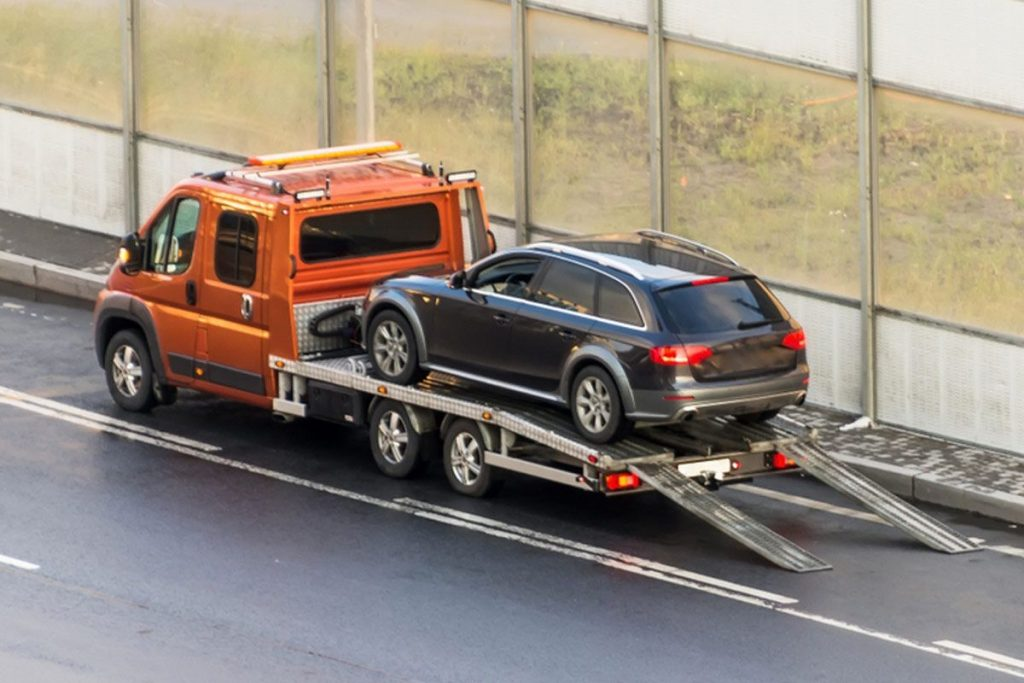 Full Tow Truck Service